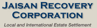 Jaisan Recovery Corporation